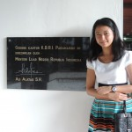 Visiting the Indonesian Embassy to Paramaribo